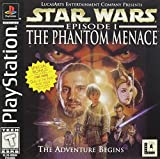 LIVE the SAGA in Star Wars Episode I: The Phantom Menace for PlayStation. You will participate in the dramatic events from the Star Wars Episode I story--and beyond. The action in The Phantom Menace will pick up where the movie begins--as two...