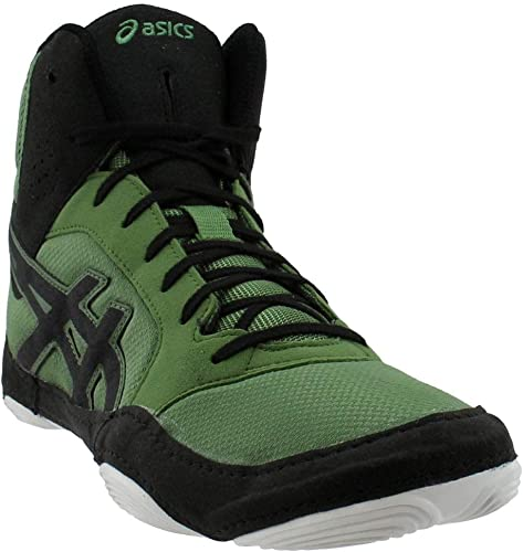 asics snapdown 2 wide wrestling shoes leather