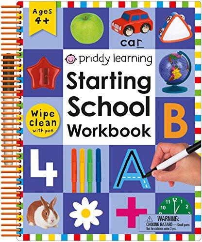 (Wipe Clean: Starting School Workbook)