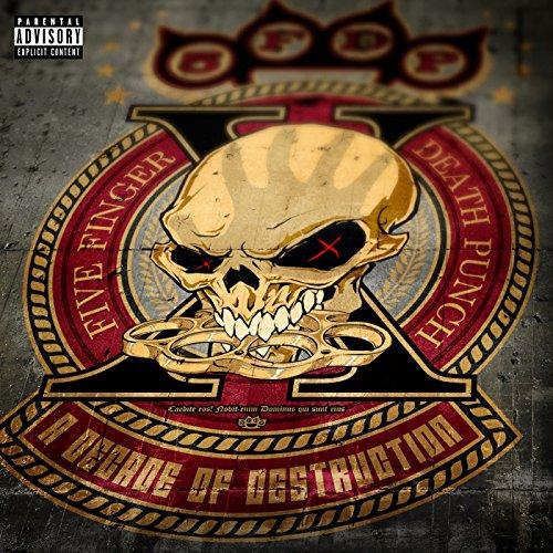 Five Finger Death Punch - 'A Decade Of Destruction'