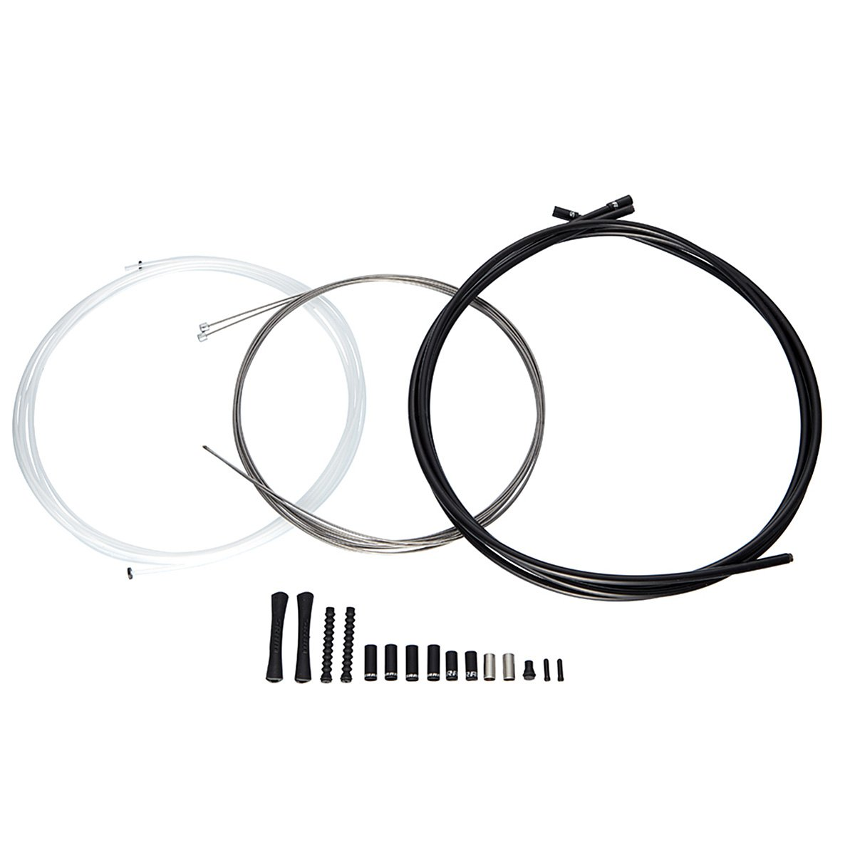 SRAM Slickwire Pro Shift Cable Kit, Black, 4mm by SRAM