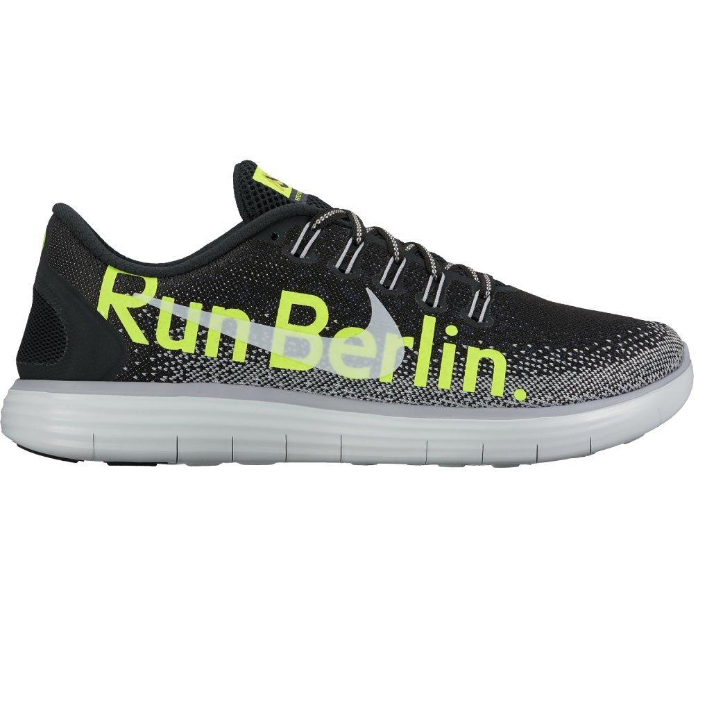 Nike Herren 849662-007 Traillaufschuhe  45 EU|Schwarz (Black / White / Volt / Anthracite)