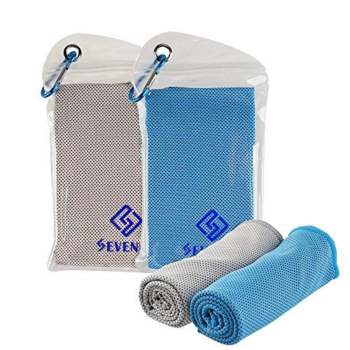 SEVENKA 2 Pack Cooling Towel, 40