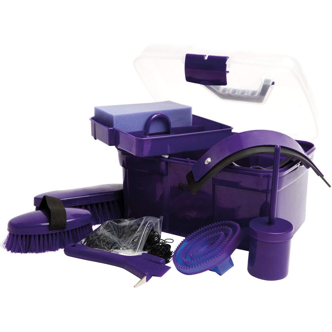 Roma Ultimate Grooming Kit Purple by Roma