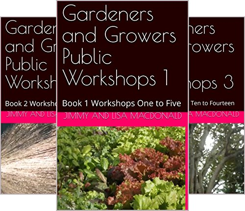 Gardeners & Growers (4 Book Series)