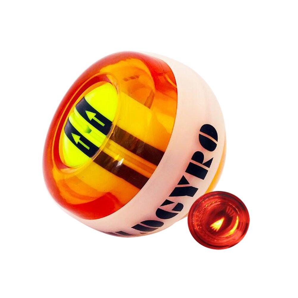 Honor Jojoba LED Boule de Force Gyroball Exercice /à Main Auto