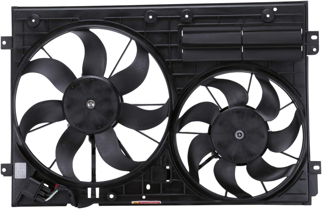 TYC 621460 Replacement Cooling Fan Assembly