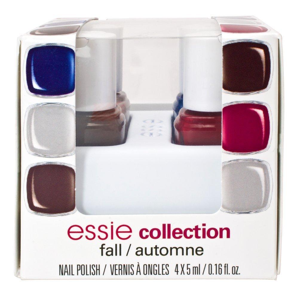 Essie Mini Kit Esmalte de Uñas, Tono Dress To Kilt Mini Cube: Amazon ...