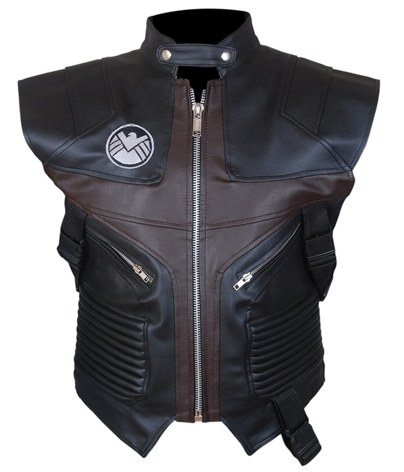 F&H Men's Avengers Age of Ultron Hawkeye Jeremy Renner Vest