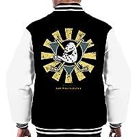 Cloud City 7 The Mighty Ducks Retro Japanese Men's Varsity Jacket