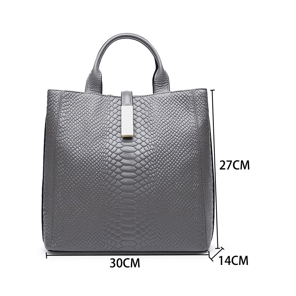 MuLier Women Bags Handbag Shoulder Bags Leather Fashion Crossbody Purse Totes Lare Capacity