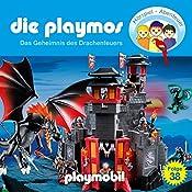 Das Geheimnis des Drachenfeuers (Die Playmos 38) | Simon X. Rost, Florian Fickel