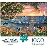 Buffalo Games Kim Norlien - Summertime - 1000 Piece Jigsaw Puzzle