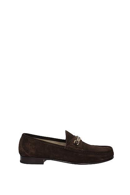 Mocasines Tom Ford Hombre - Gamuza (J1060TCGS) EU: Amazon.es: Zapatos y complementos