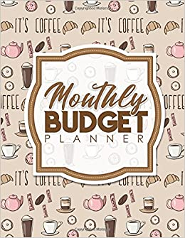 monthly budget planner bill pay checklist home budget book budget