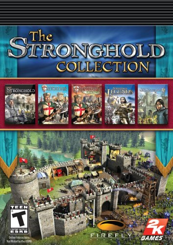 The Stronghold Collection (Medieval Strategy Games Pc)