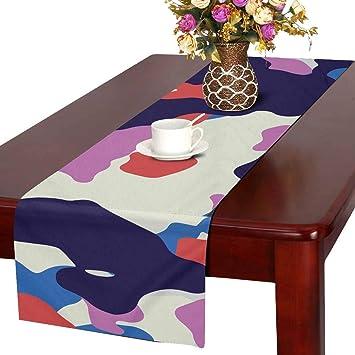 Amazon Interestprint Table Runner Dresser Cover Runner Wedding