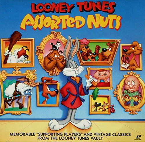 Assorted Nuts LASERDISC Looney Tunes by This is NOT a DVD