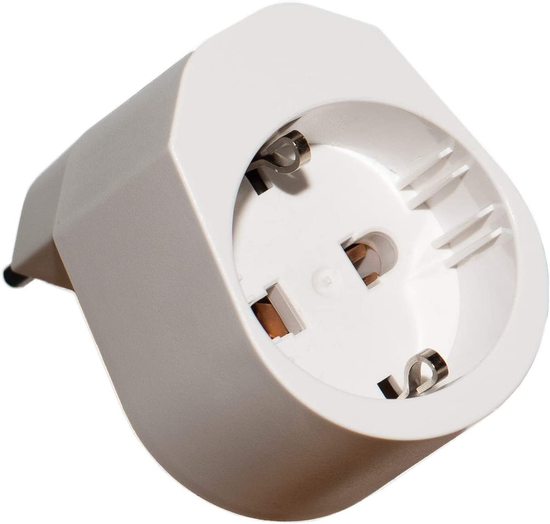 3 De Coche Conector Adaptador para la Suiza y Liechtenstein: Amazon.es: Electrónica