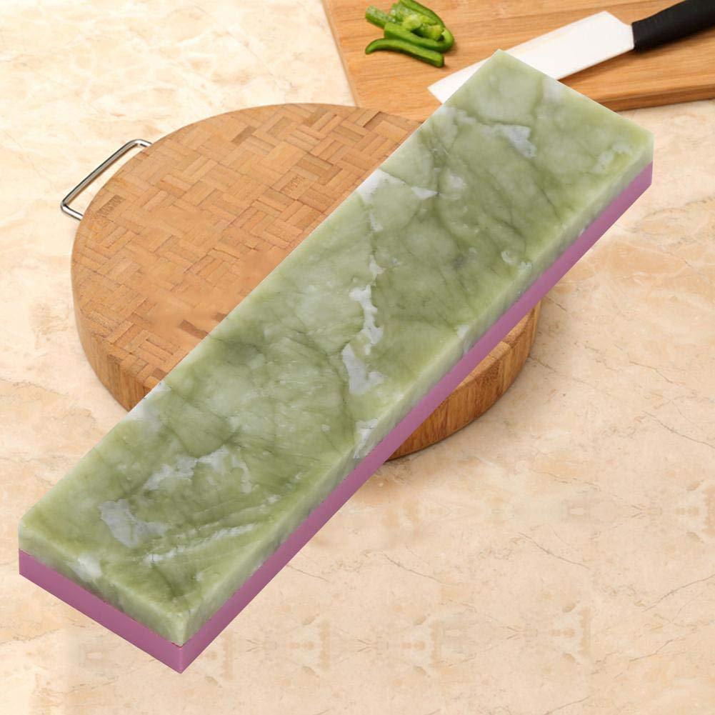 1 Whetstone,Sharpening Stone,Grinding Sharpener Blade Razor Sharpener Stone,Two Sides Whetstone Polishing Tool,10000# 3000# Grit,igh-grade sharpening stone ensures good sharpening results