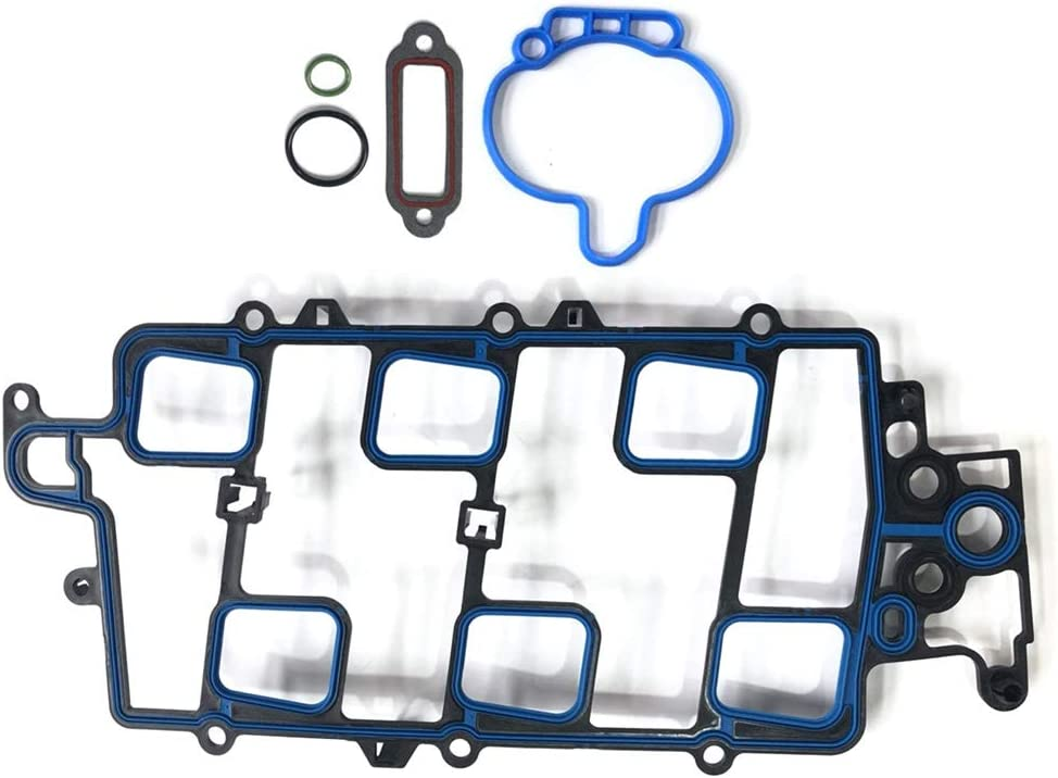 ANPART Automotive Replacement Parts Engine Kits Upper Intake Manifold Gasket Sets Fit Buick Lacrosse 3.8L 2005-2009