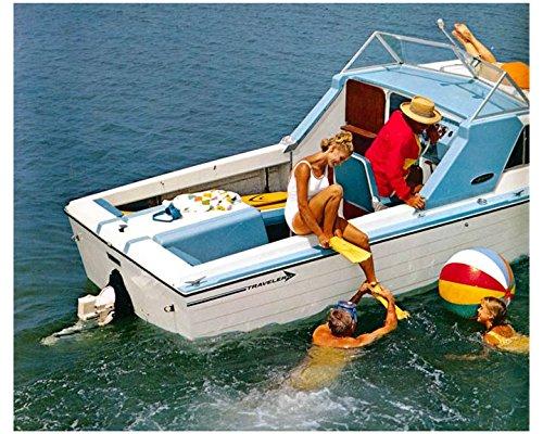 Amazon com: 1966 Traveler Venus Express Cabin Cruiser Power