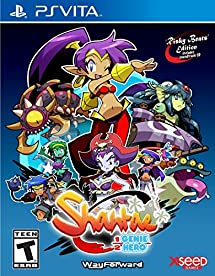 Shantae: Half-Genie Hero - Risky Beats Edition - PlayStation Vita