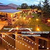 Newpow String Lights Hanging Kit for