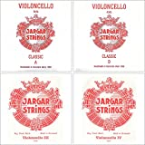 Jargar chromesteel strings have been a long time favorite for violinists, violists and cellists. They possess a powerful, robust tone with a bright response making it a good choice for folk style playing, or any music that uses a lot of double stops.