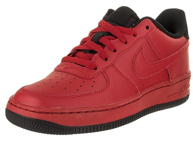 Zapatillas Nike - Air Force 1 rojo/rojo/negro talla: 39: Amazon.es: Ropa y accesorios