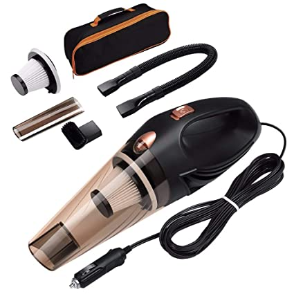 GGSSYYXCQ Aspirador de Coche 4800pa DC 12 voltios 120 vatios con ...