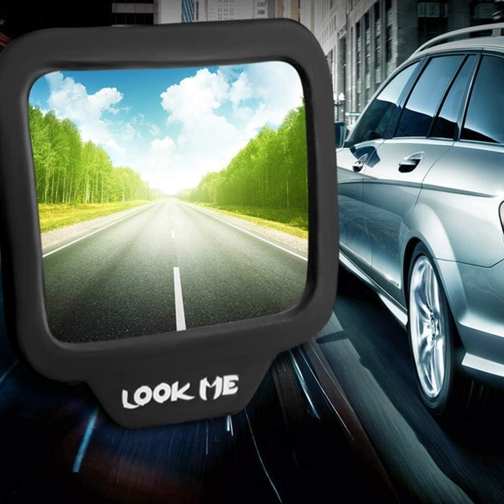 Adatto sia per lato guidatore che passeggero Specchietto ausiliario universale