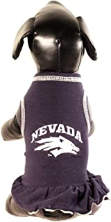 product image for NCAA Nevada Wolf Pack Cheerleader Dog Dress (Team Color, Large)
