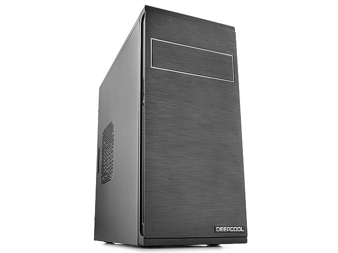 5 opinioni per DeepCool Frame Case Micro ATX, Custodia per Computer MATX / MINI-ITX con Lettore