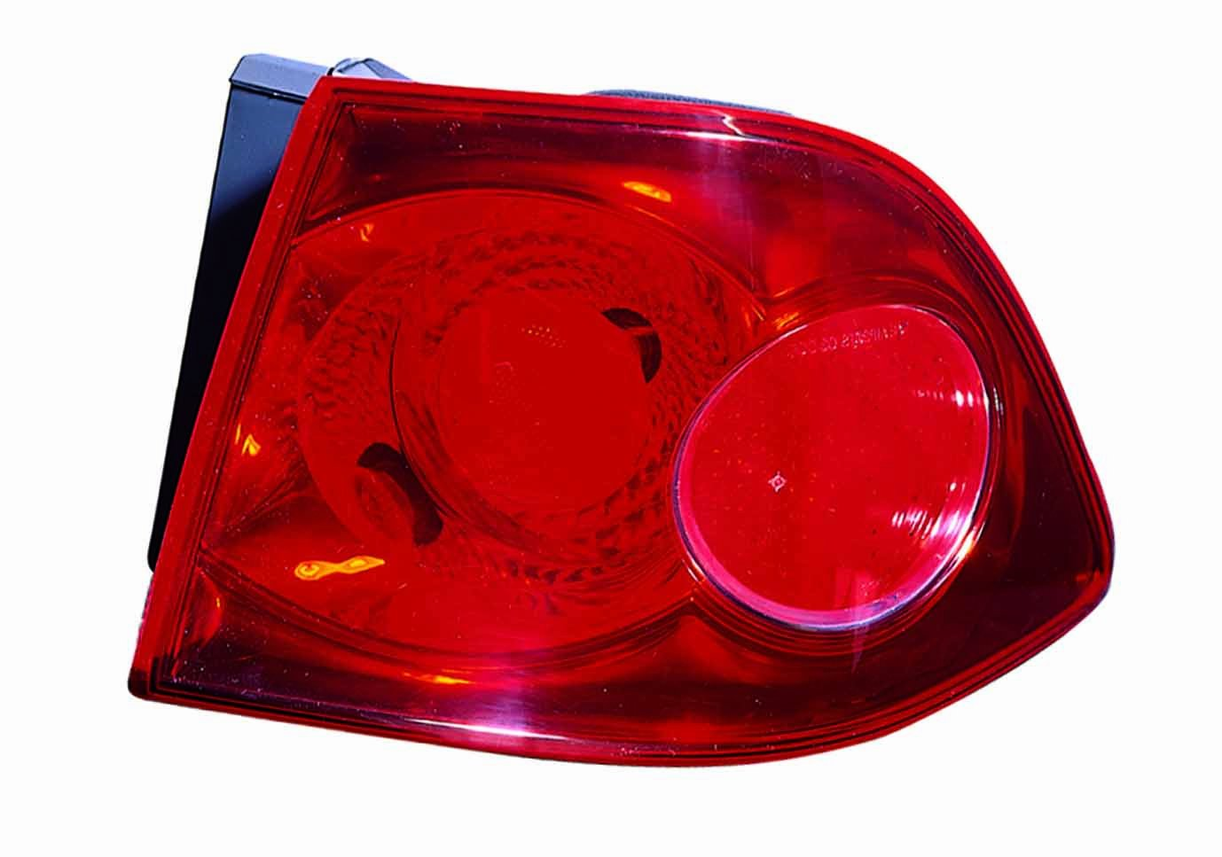 Depo 323-1927R-AS Kia Optima Passenger Side Replacement Taillight Assembly 02-00-323-1927R-AS