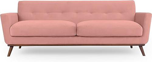 Kardiel Jackie Mid-Century Modern Classic 88″ Sofa