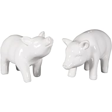 Home Essentials Unisex-Adult Pig Salt/Pepper Shaker