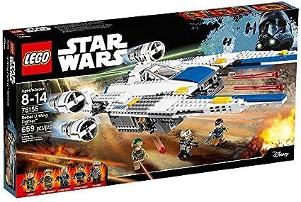 Lego Star Wars Rebel U Wing Fighter 75155 Star Wars Toy