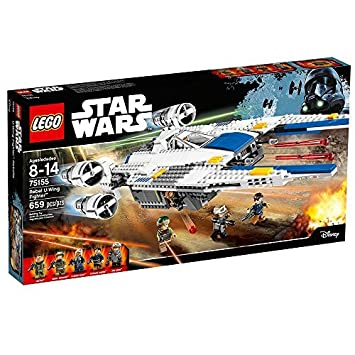 Star Rebel U 659 Lego Wars 75155 Count Fighter By Wing Model W2IEH9D