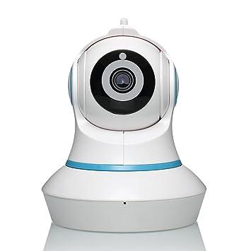 Cámara de Vigilancia Full HD 1080P , EMAX Cámara IP Interior P2P Pan/Tilt IR