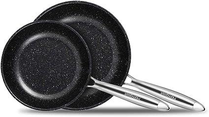 24 cm Vier 300 Padella Tortilla Induzione Alluminio