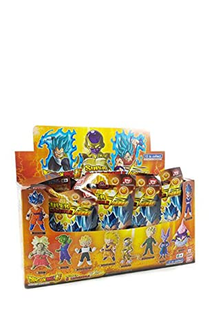 Dragon Ball Super Super Collectable Figure Mystery Minis Blind Box 24 Packs