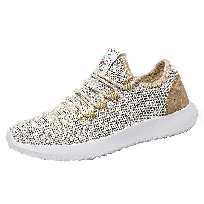 Bestow Zapatillas de Malla de Hombre Zapatillas de Running Zapatos Casuales  Zapatos de Hombre  Amazon.es  Ropa y accesorios 9a59f4f5b1d