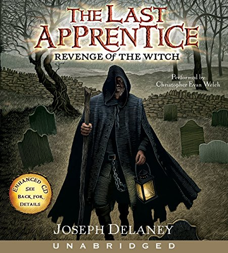 Last Apprentice: Revenge of the Witch (Book 1) CD (The Last Apprentice) by Greenwillow Books