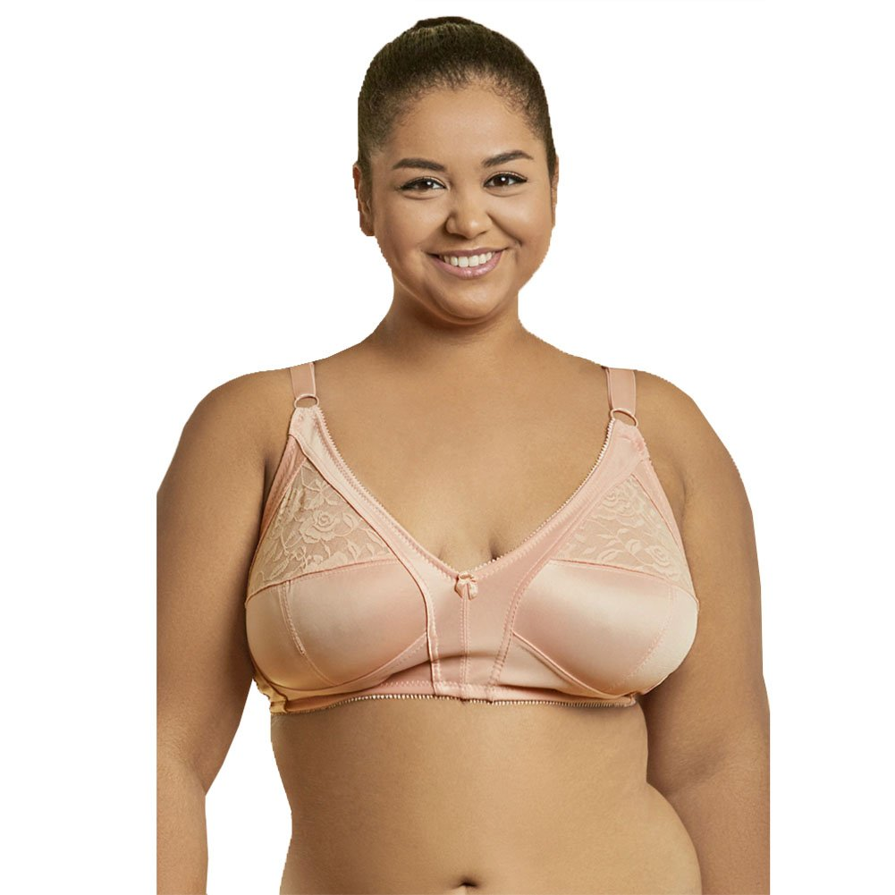 Mamia Womens 6 Full Coverage Wireless Non Padded Bras