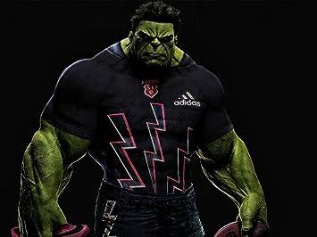 Posterhouzz Comics Hulk Hd Wallpaper Background Fine Art Paper