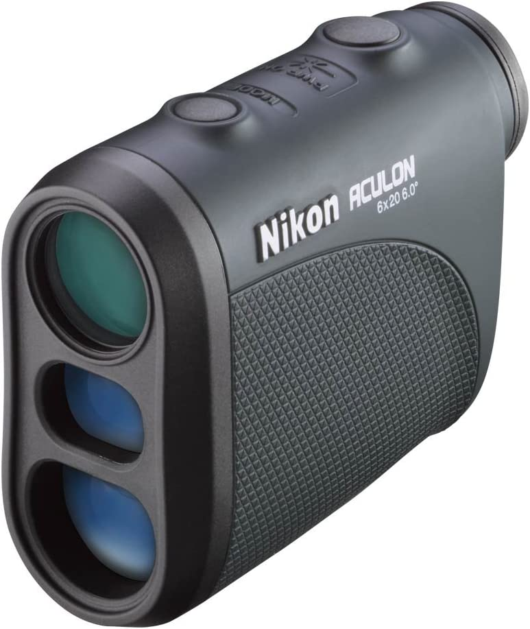 Best Rangefinders for Bow Hunting: Nikon 8397 ACULON AL11 Laser Rangefinder