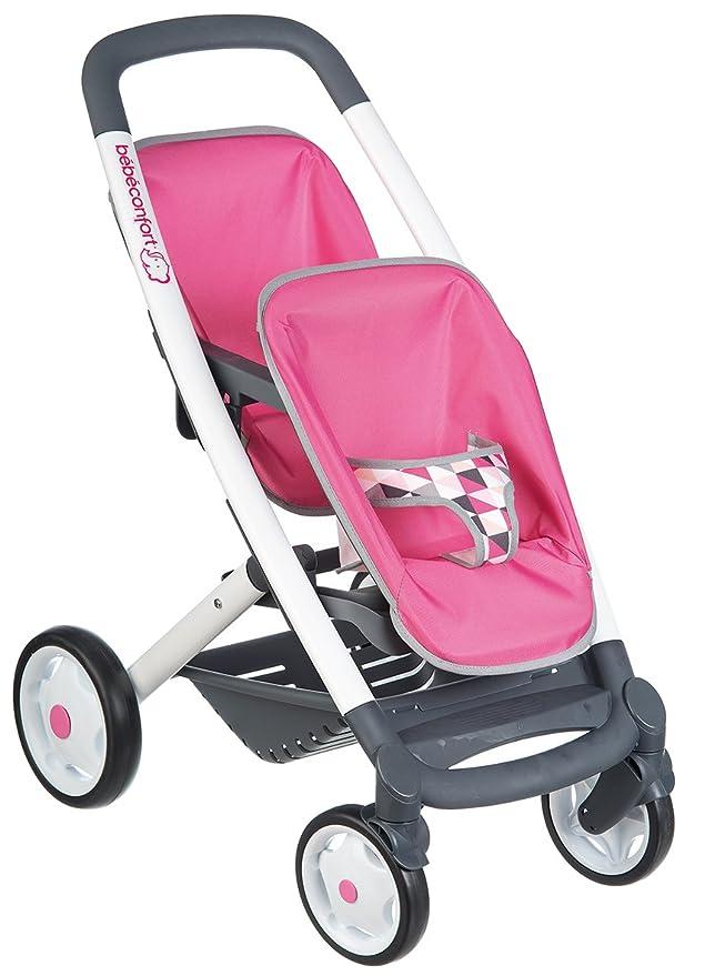 Bebé Confort - Silla gemelar (Smoby 253296)