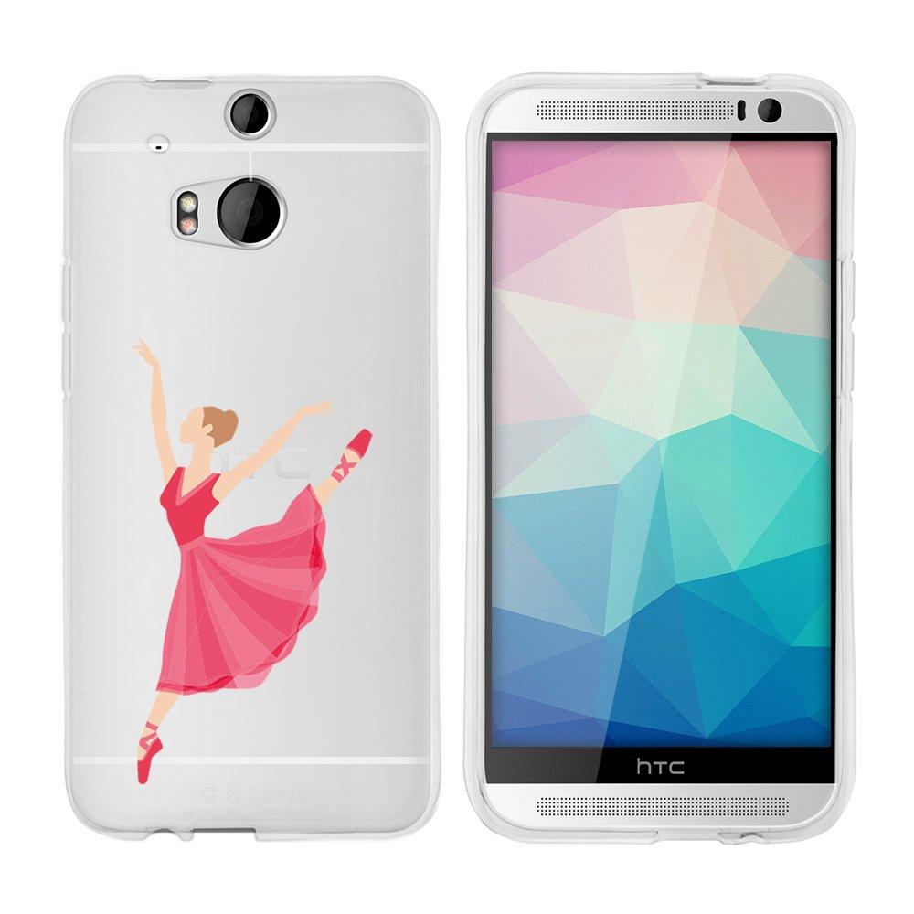 licaso® Carcasa para HTC One M8/M8S Dual 5 TPU - Cover HTC ...