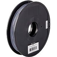 Monoprice MP Select PLA Plus+ Premium 3D Filament, 0.5kg 1.75mm, Gray